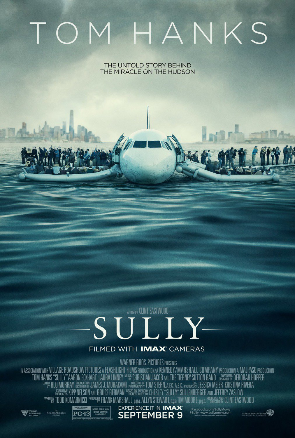 Sully, the movie | Tom Hanks – Clint Eastwood