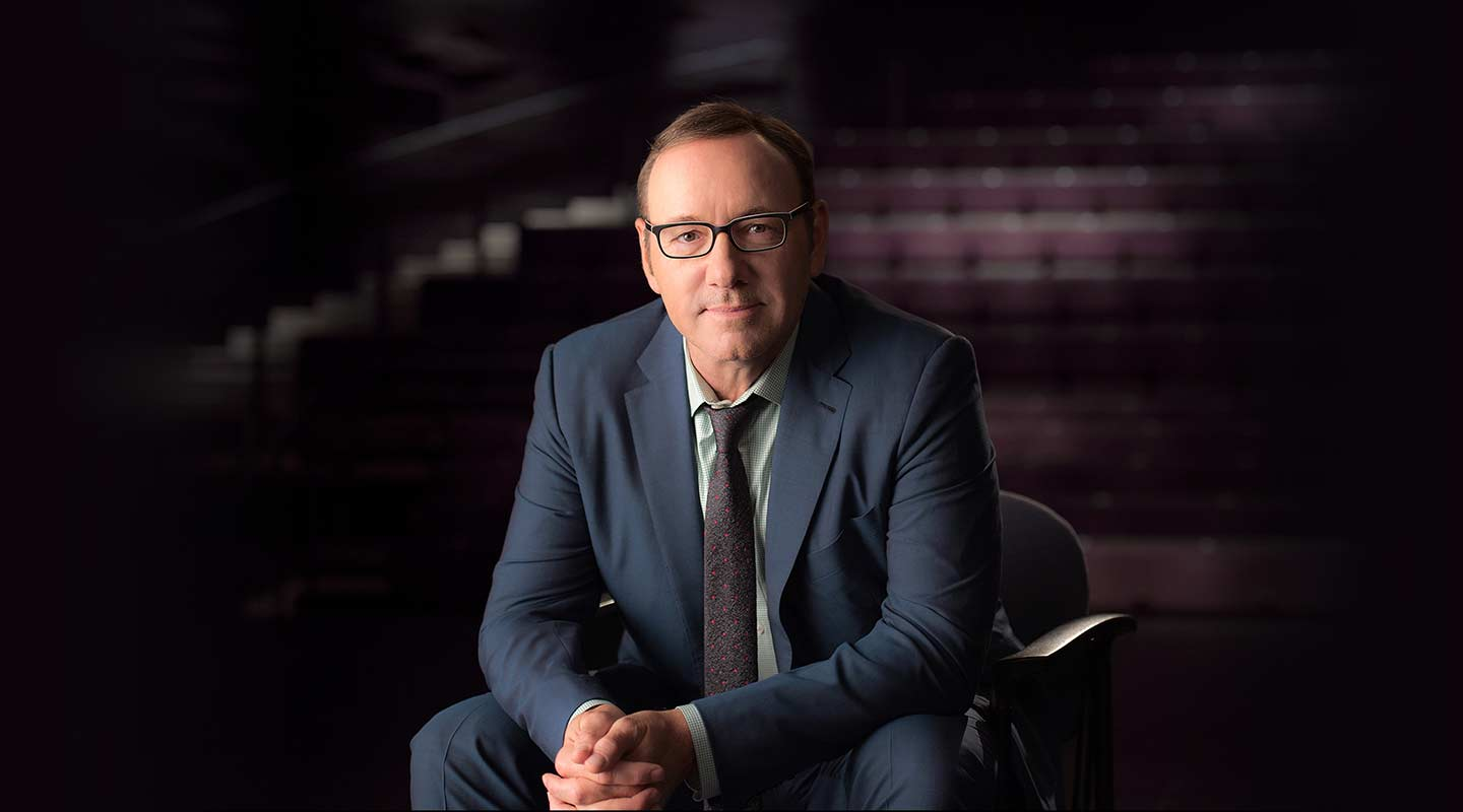 Master Class | Kevin Spacey teaches