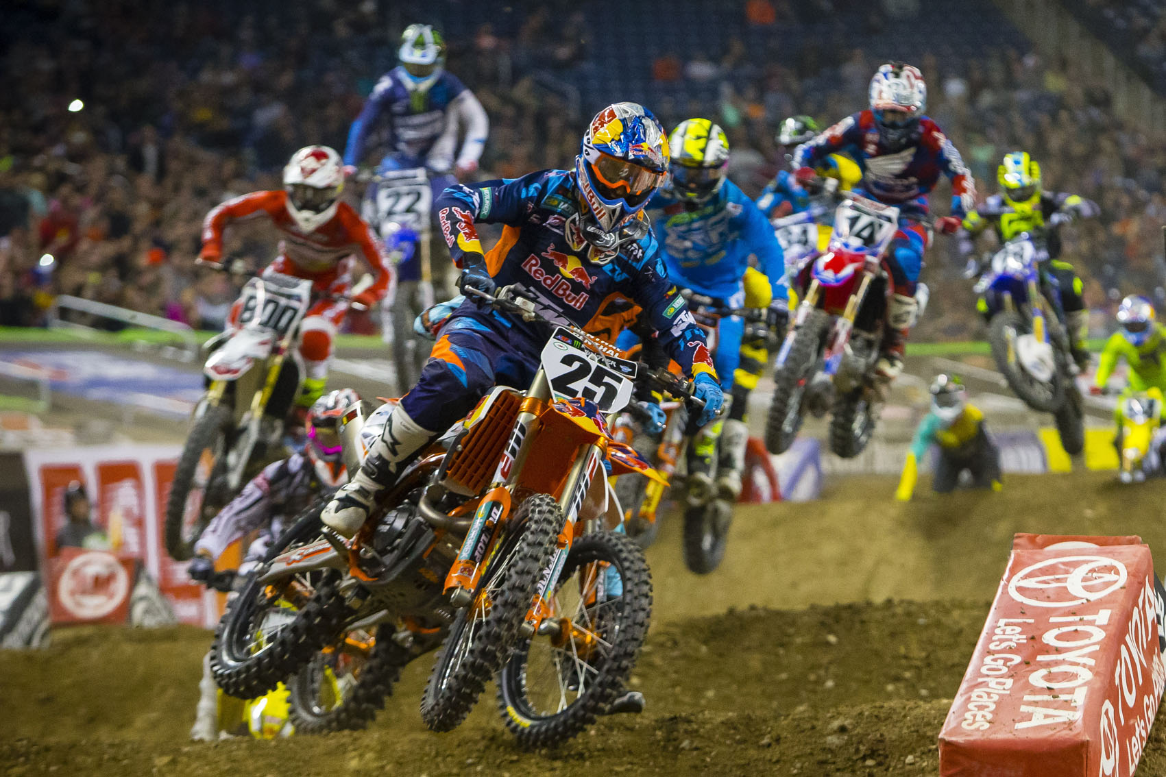 DirtBike Rider / 2017 AMA SX Preview video