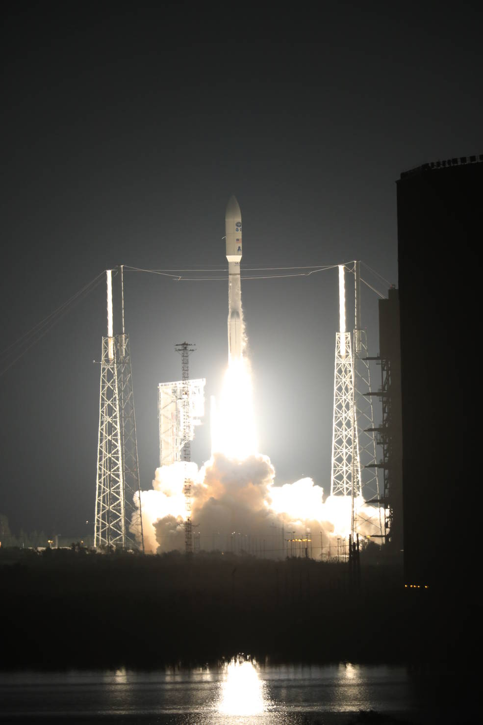 NASA Successfully Launches NOAA Advanced Geostationary Weather Satellite