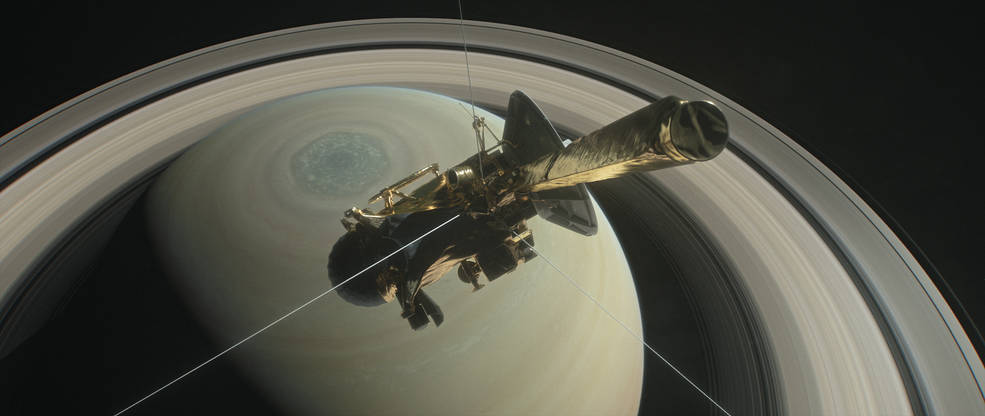 NASA / NASA's Cassini Mission Prepares for 'Grand Finale' at Saturn